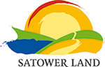 logo satower land